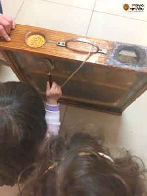 Επίσκεψη τμήματος Προ-προνηπίου στο μουσείο πειραμάτων