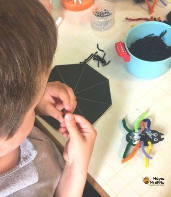 Χειροτεχνία νηπιαγωγείου Μάγια Μπίλλυ για τα έντομα