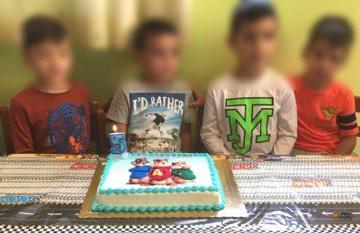Γενέθλια στο Μάγια Μπίλλυ