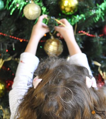 Χριστούγεννα στο Μάγια Μπίλλυ