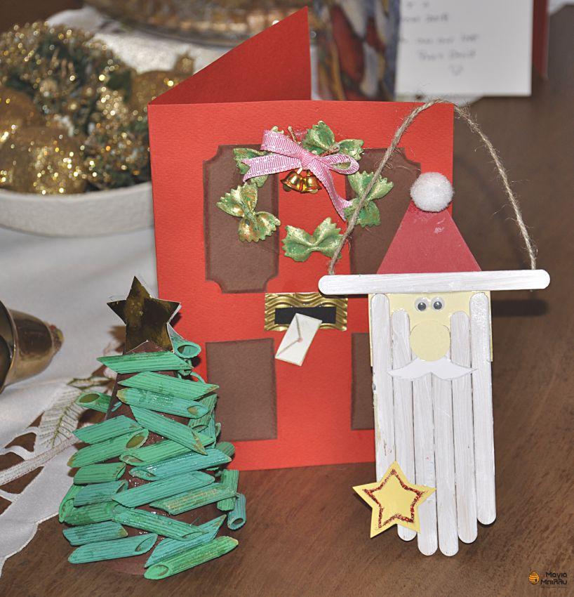 Χριστούγεννα στο Μάγια Μπίλλυ Οι Χειροτεχνίες