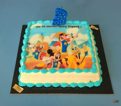 Mickey goofy donald